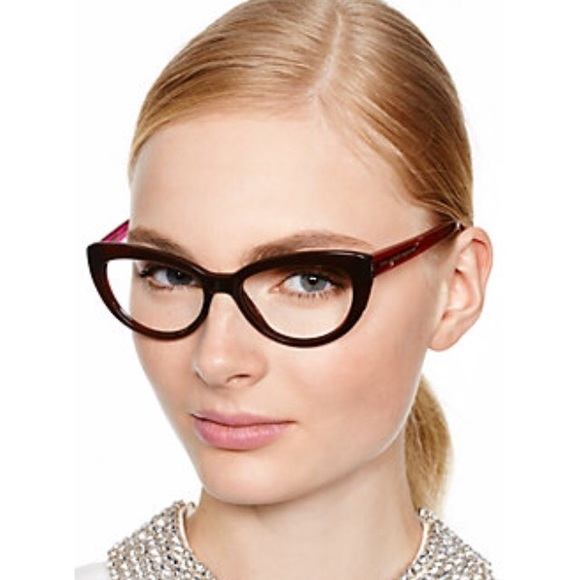 ff8d7b97b97 kate spade Accessories - 🆕 Kate Spade Kalena Cat Eye Reading Glasses +2.00